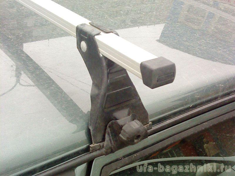 Багажник на крышу на ВАЗ-2113, ВАЗ-2114, ВАЗ-2115, Атлант, алюминиевые дуги