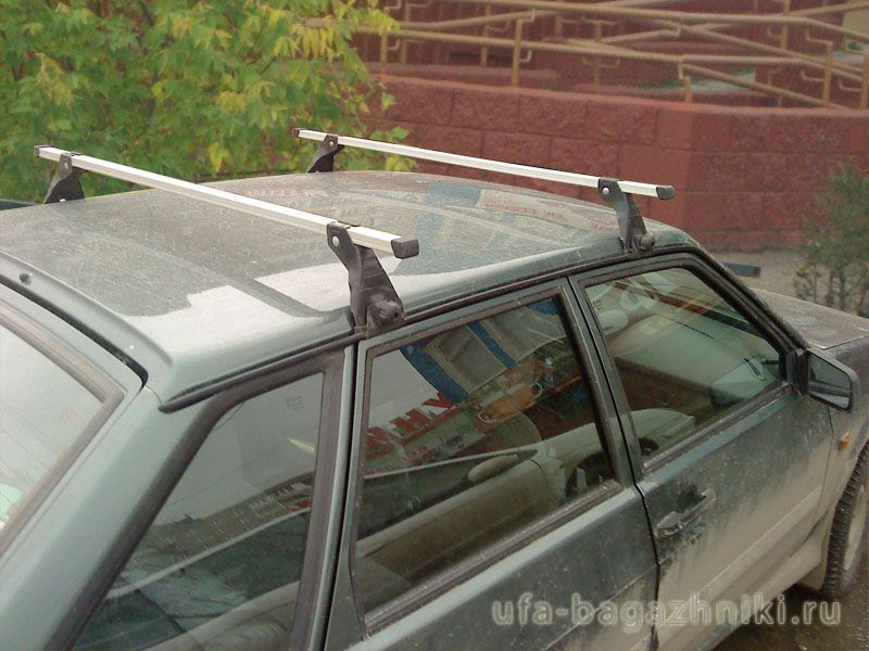 Багажник на крышу ваз фото 3