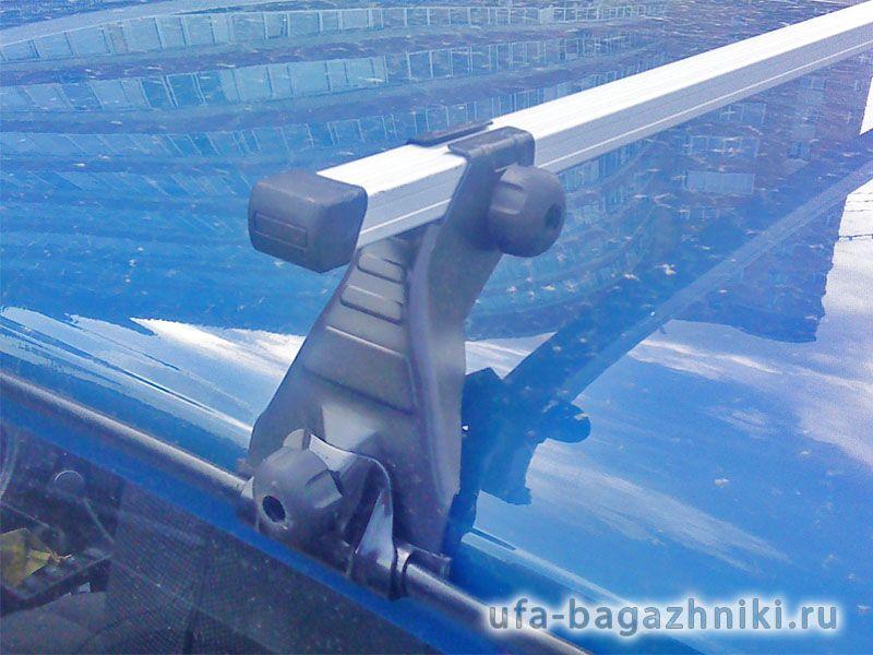 Багажник на крышу Москвич 2141, Иж Ода - Атлант, алюминиевые дуги