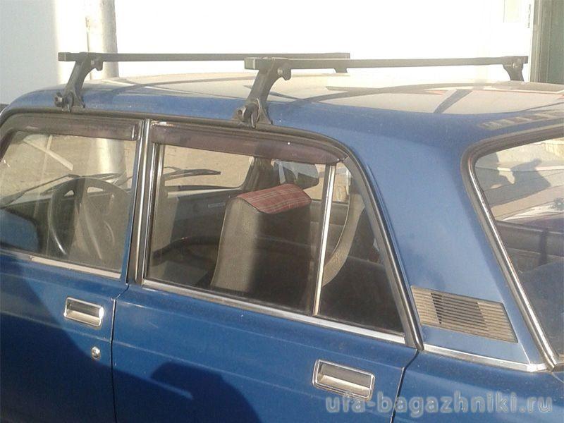 Багажник на крышу ваз 2101 своими руками