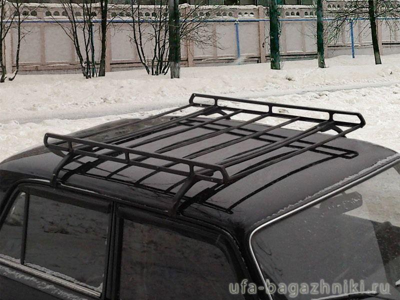 Багажник-корзина на крышу ВАЗ (Орша, Беларусь)