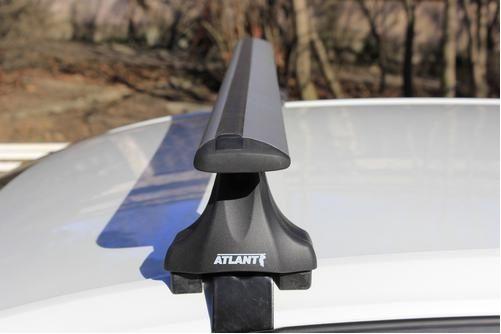 Багажник на крышу Ford Mondeo mk5, Атлант, крыловидные дуги