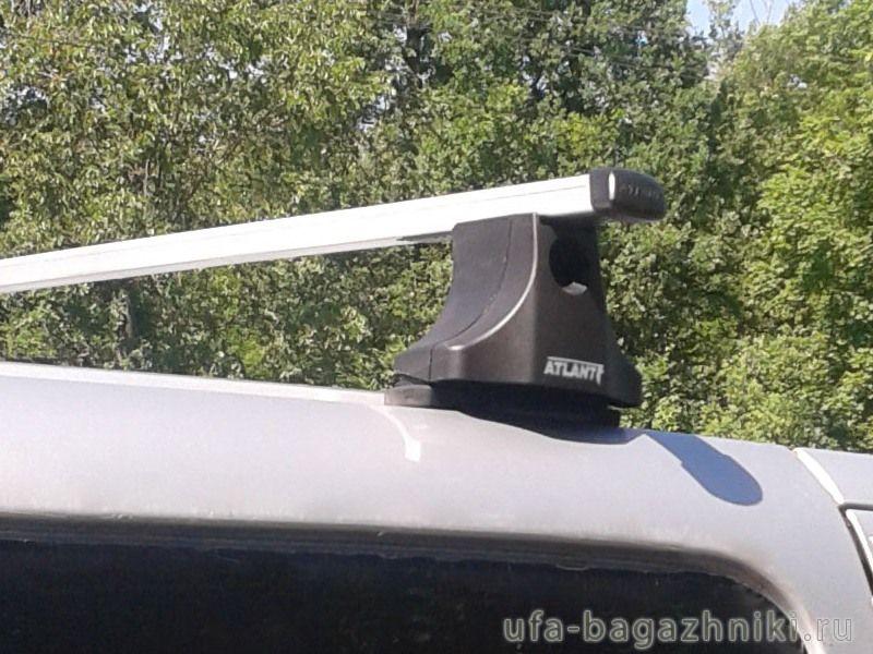 дуги багажника hyundai h1