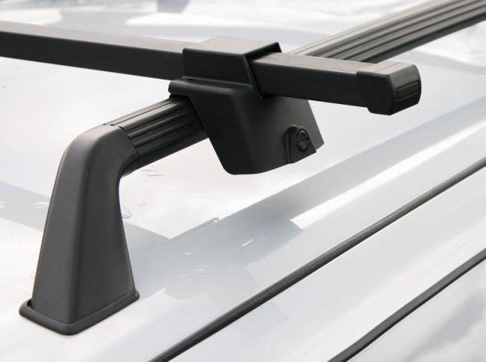 Багажник (поперечины) на рейлинги на ВАЗ 2111 универсал, Атлант, стальные дуги